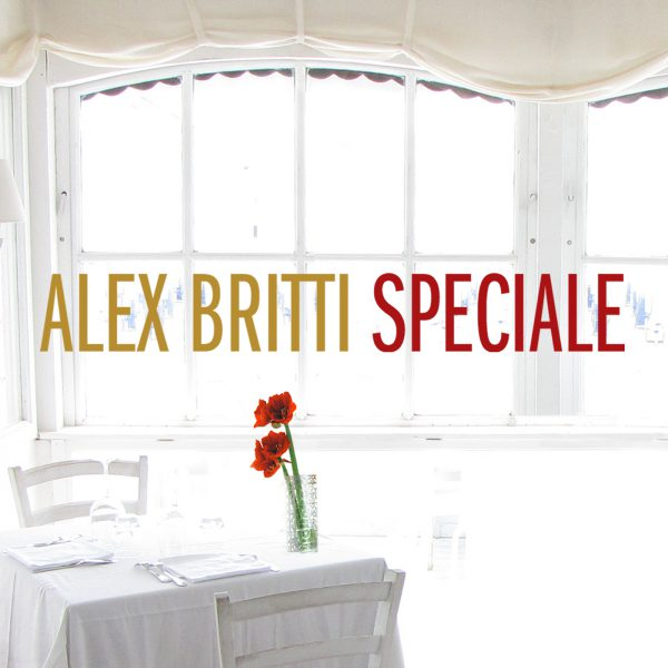 ALEX BRITTI - Speciale