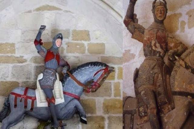 Spagna quando il restauro diventa una barzelletta