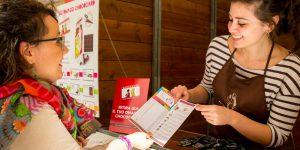 Eurochocolate 2017: con la ChocoCard ... ed anche con Radio Subasio  è Tutta un'altra musica