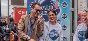 Eurochocolate 2018: in tanti stanno facendo festa ... anche con Radio Subasio