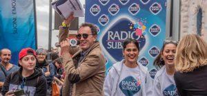 Eurochocolate 2018 ... Radio Subasio all'edizione del 25esimo