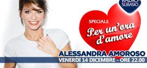 Speciale Per Un'Ora d'Amore con Alessandra Amoroso ... serata top!