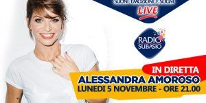 Alessandra Amoroso: mettere i valori in musica e viverli a Subasio Music Club