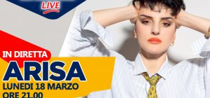 "Arisa ospite a Subasio Music Club ... ""Mi sento bene"""