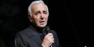 Charles Aznavour torna in concerto in Italia