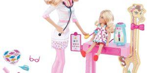 La Barbie influenza le scelte lavorative delle bambine!