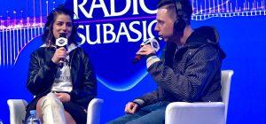 FEDERICA CARTA E SHADE - Intervista Sanremo