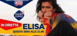 Elisa a Subasio Music Club ... sarà come sfogliare le pagine di un diario