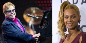 Elton John e Beyoncé ... l'accoppiata de 'Il Re Leone'
