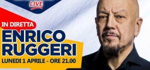 Enrico Ruggeri a Subasio Music Club in un live acustico con 40 fan