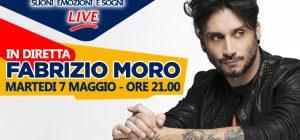 Fabrizio Moro, live acustico a Subasio Music Club