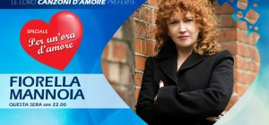 """Fiorella Mannoia a """"Speciale per Un'Ora d'Amore"""". Serata sorprendente"""
