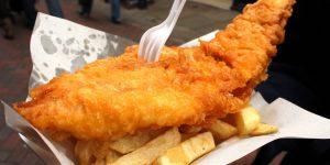 """Uk: troppo caldo . . . a rischio il """"fish&chips""""!"""