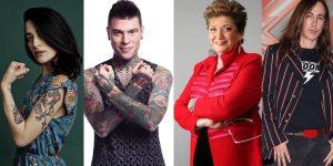 X Factor 11: i giudici sono Fedez, Manuel Agnelli, Levante e Mara Maionchi