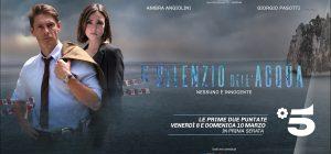 """""""Il Silenzio dell'acqua"""", la nuova serie crime di Canale 5"""