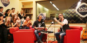 Rivivi l'atmosfera di Subasio Music Club con Marco Masini ... video, podcast, foto