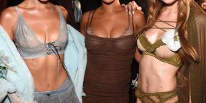 New York: la sfilata di Rihanna alla settimana della moda
