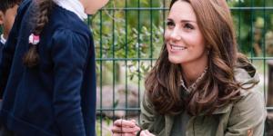 Kate Middleton torna agli impegni ufficiali, pomeriggio fra i bambini