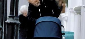 Pippa Middleton ed il 'debutto' del primogenito Arthur