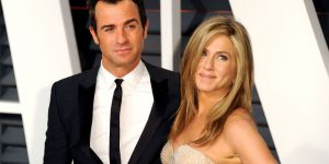 Jennifer Aniston e Justin Theroux si dicono addio!