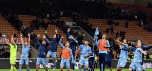 Serie A: la Lazio vince a San Siro dopo 30 anni