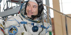 Nel 2019 Luca Parmitano collaborerà in orbita con un'intelligenza robotica