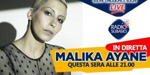 "Malika Ayane pronta a ""dominare"" il ""Subasio Music Club"""