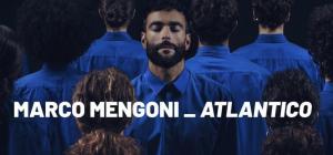 Marco Mengoni in vetta con Atlantico