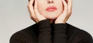 Monica Bellucci dà voce a Maria Callas e debutta a teatro