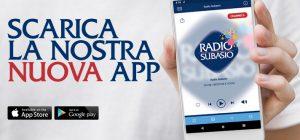 Radio Subasio sempre con te. Scarica la nuova App