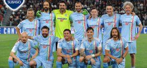 """Radio Subasio, Nazionale Cantanti e Nazionale Calcio TV insieme per """"Ciao Pà!"""""""