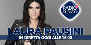 A Radio Subasio arriva ... Laura Pausini.