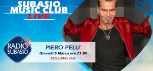 Radio Subasio si apre a Piero Pelù, per un Subasio Music Club tinto di rock