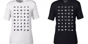 Una t-shirt per comunicare con il mondo