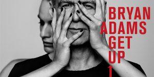 Bryan Adams fa tappa a Roma con il suo Get Up Tour