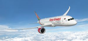 Trasporto aereo: Kenya Airways cresce sulla rotta Roma - Nairobi