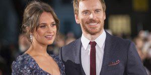 Alicia Vikander e Michael Fassbender nozze blindate a Ibiza
