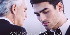 """""""Fall On Me"""", il nuovo singolo di Andrea Bocelli feat. Matteo Bocelli"""