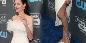 Angelina Jolie preoccupa i fan, è sempre più magra