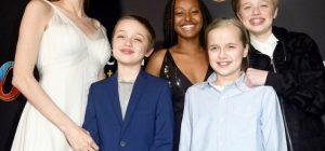 Angelina Jolie, sono molto fiera dei miei figli