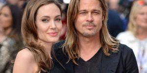 Angelina Jolie vuole tornare single al più presto . . .