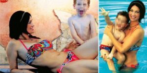 Manuela Arcuri: mi piacerebbe un altro figlio, ma non ora