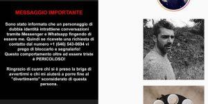 Luca Argentero ed il furto di identità, sui social c'è chi si spaccia per me