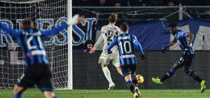 Coppa Italia, Atalanta-Juventus 3-0