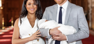 Harry e Meghan presentano il Baby Sussex