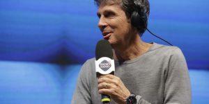 Sanremo, intervista Luca Barbarossa
