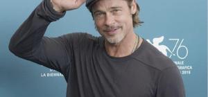 Brad Pitt, gli alcolisti anonimi e il futuro