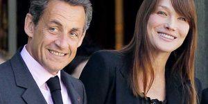 Carla Bruni accompagnata da Sarkozy apre in Grecia il tour internazionale