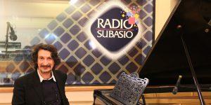 Radio Subasio: prima serata di primavera con Sergio Cammariere