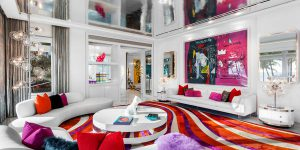 La villa in cui ogni stanza è come un quadro ... è in vendita a Miami